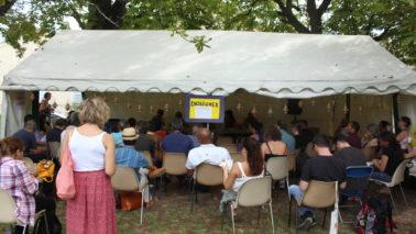 Université d'été des enseignants: une rentrée militante au bois de Vincennes