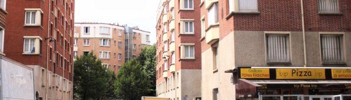 Des fortifs aux HLM: les marges de Paris