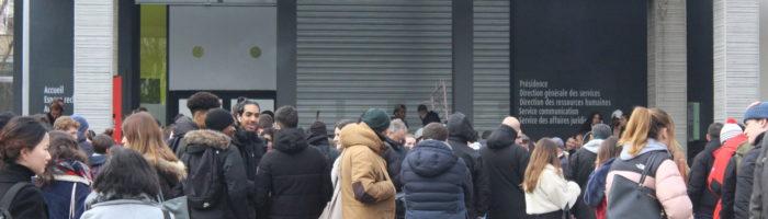 Universités franciliennes: beaucoup de partiels annulés